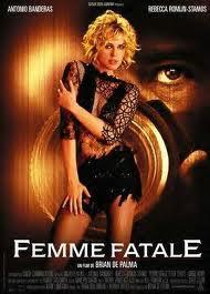 Femme Fatale 2002 Film Poster movieloversreviews.blogspot.com