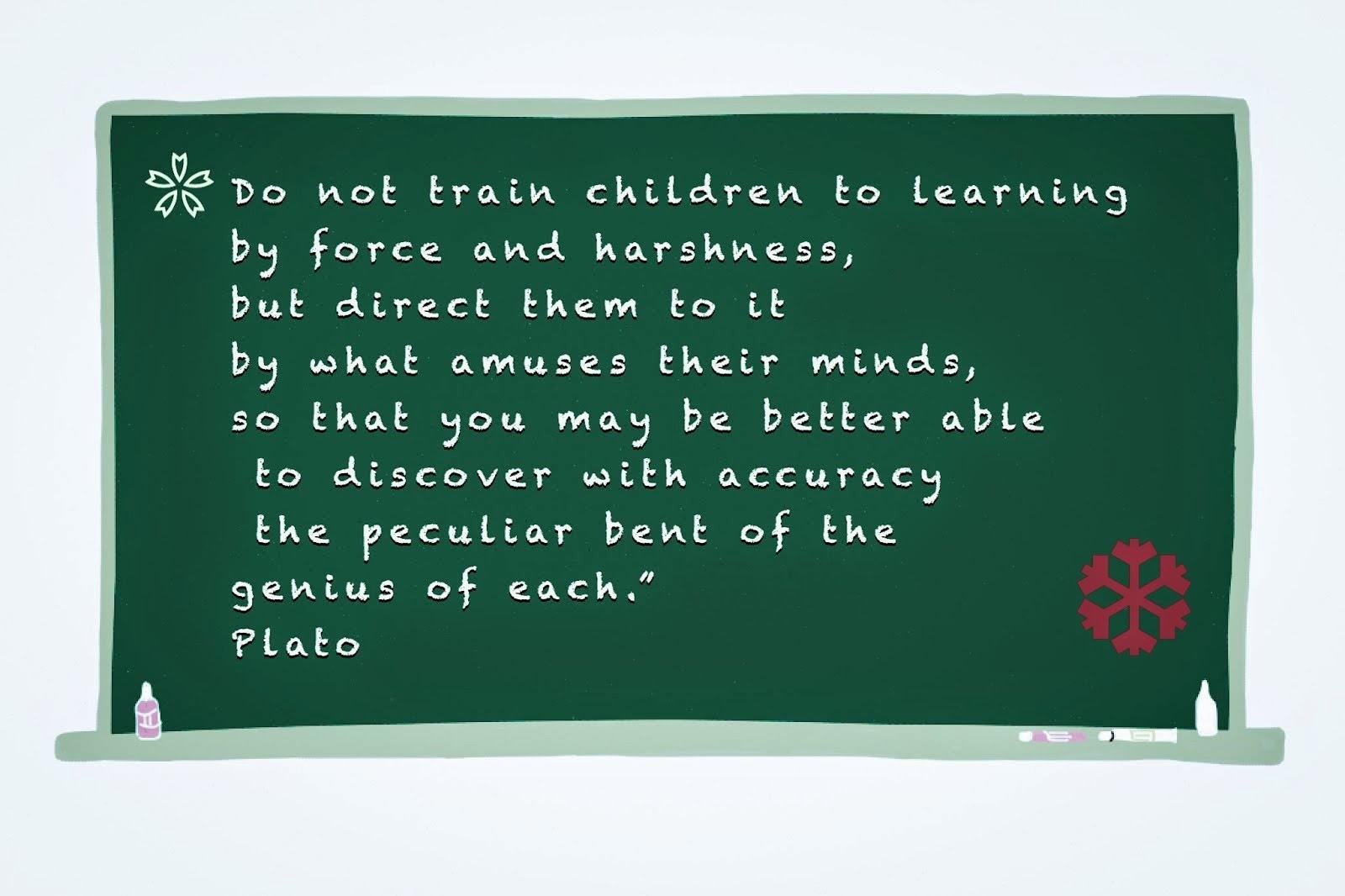 Plato Sez: