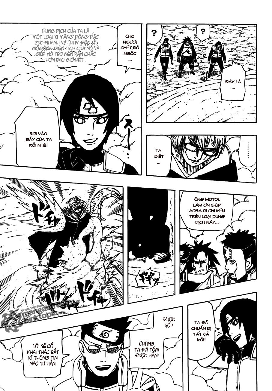 Naruto chap 514 Trang 9 - Mangak.info