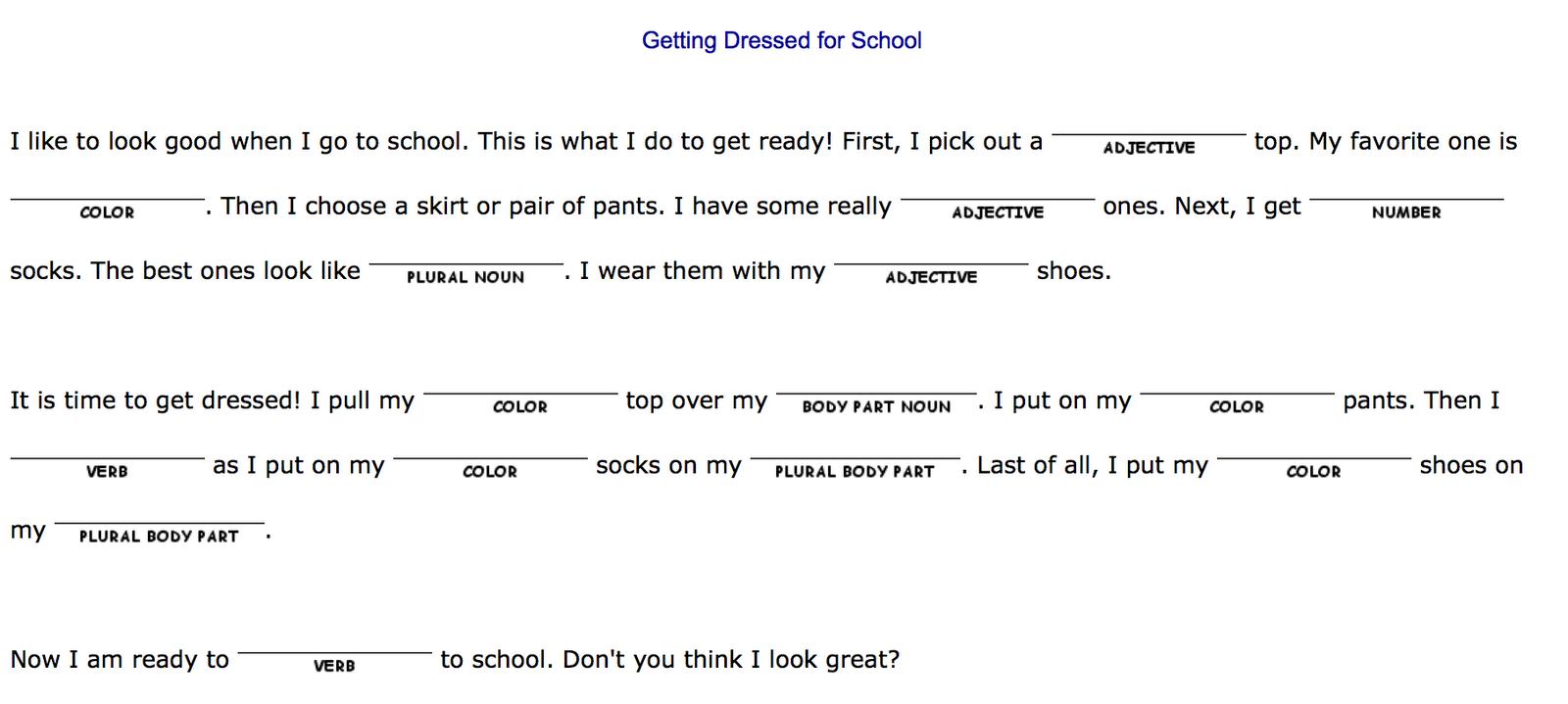 Ela Practice Test 3rd Grade 2012 4th Grade Crct Language