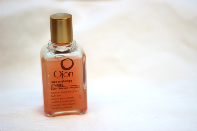 Ojon rare blend oil mixed