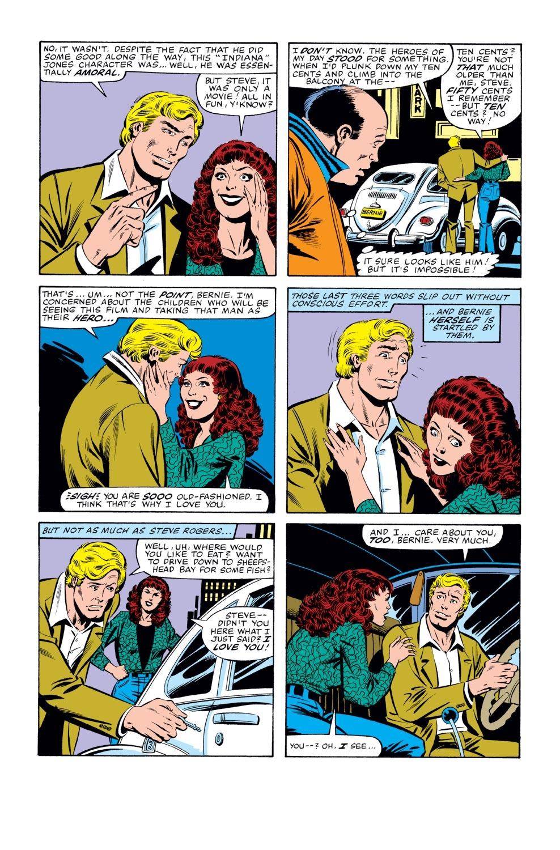 Captain America (1968) Issue #268 #183 - English 5