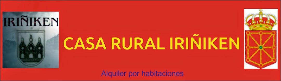 Casa Rural Iriñiken