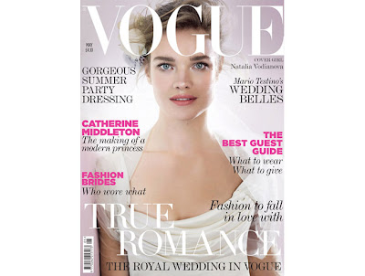 royal wedding vogue uk cover lara stone