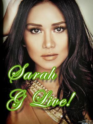 Sarah G Live Evening Musical Show