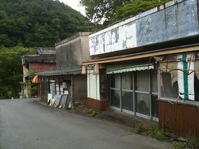 廃墟・長瀞町