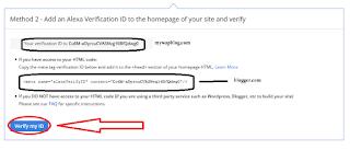 klik verify id