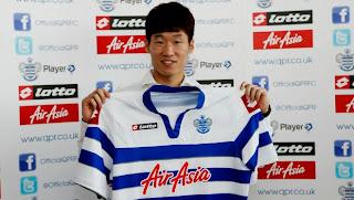 Park Ji-Sung, Queens Park Rangers (QPR)
