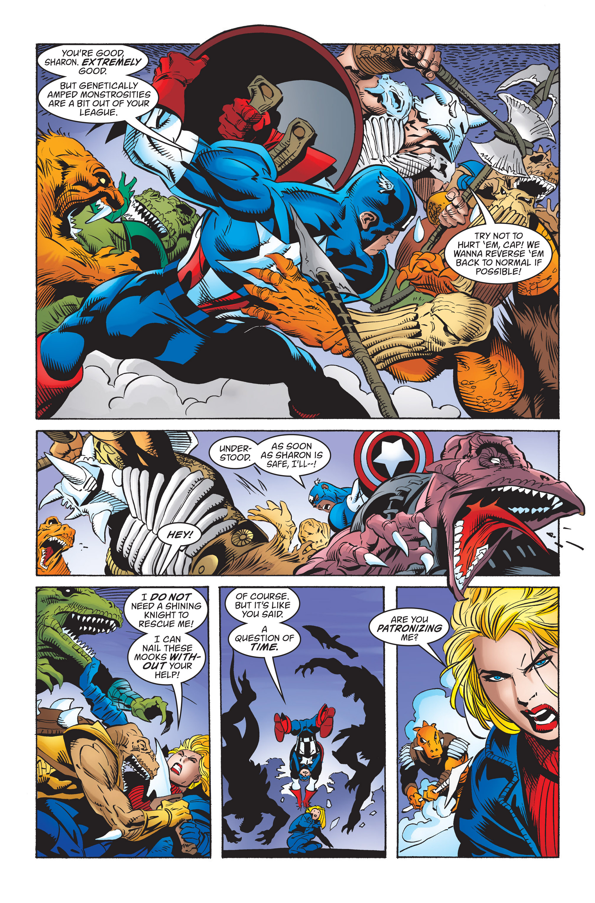 Captain America (1998) Issue #31 #37 - English 5