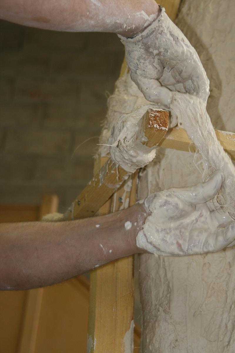 Platre Et Filasse isabelle thiltgès: moulage en plâtre et démoulage de tout simplement