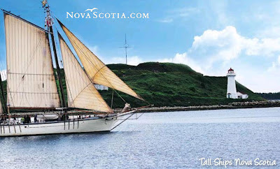 Tall Ships to Nova Scotia July