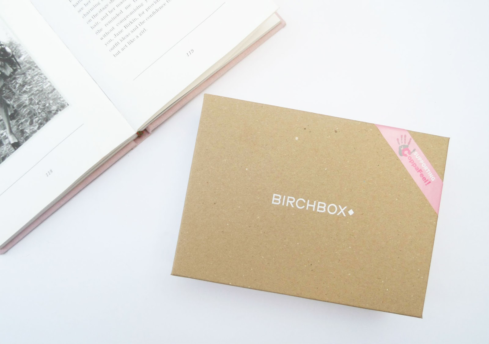 The October 2014 Birchbox | Work It | With CoppaFeel Review