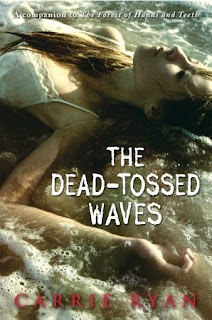 The Dead-Tossed Waves book cover