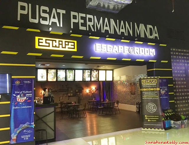 FireFighter, Escape Room, Seremban, Seremban Prima Mall 1st Anniversary, Seremban Prima Mall