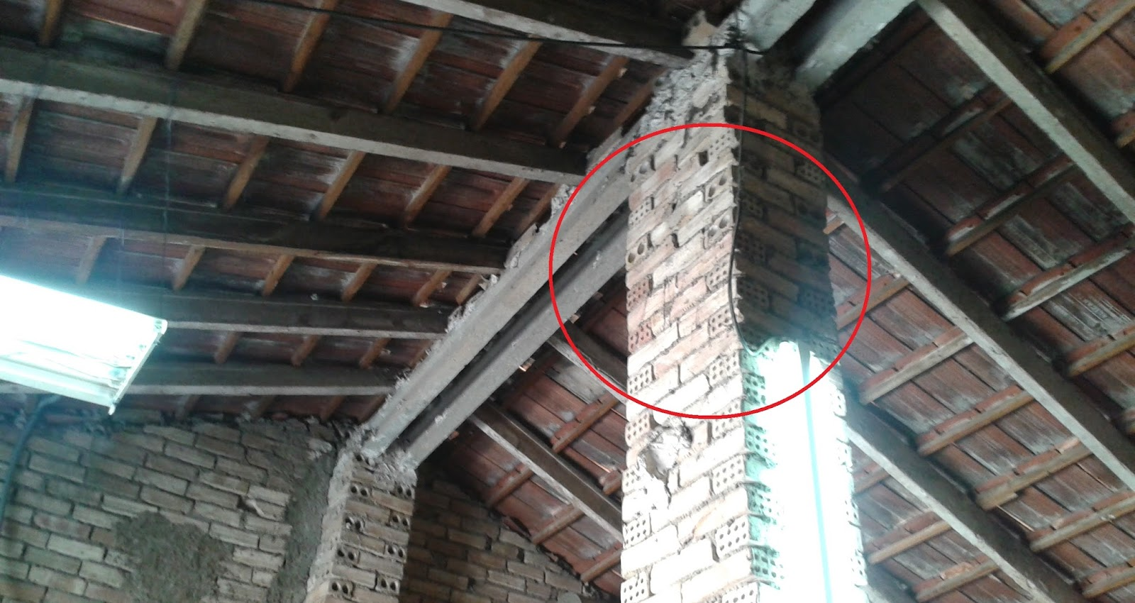 Construide sistemas constructivos tradicionales pilares - Medidas ladrillo macizo ...