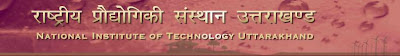 NIT Uttarakhand Superintendent Vacancy April 2013