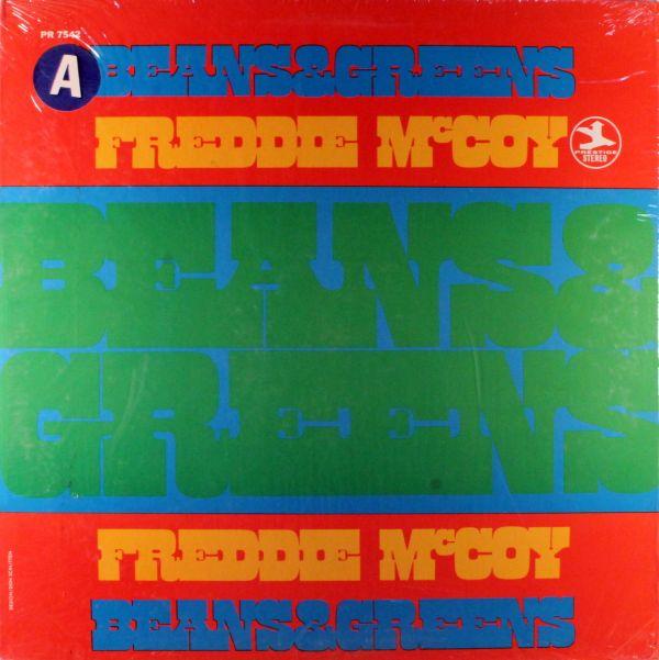 Freddie McCoy Beans Greens