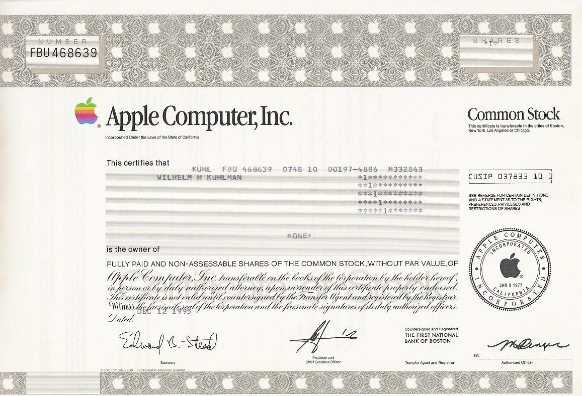 Frankys Scripophily BlogSpot August 2012 – Company Share Certificates