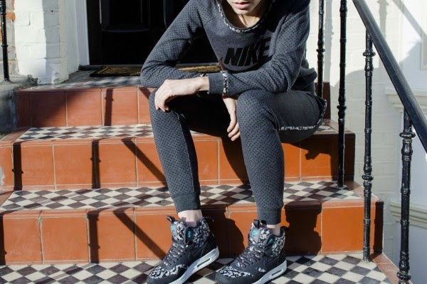Nike x Liberty London Holiday 2014 Lookbook