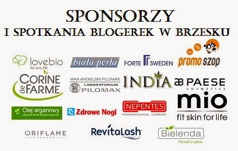 Prezenty ze spotkania blogerek w Brzesku:)