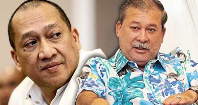 Sultan Johor Beri Amaran Kepada Nazri Aziz Supaya Jangan Angkuh