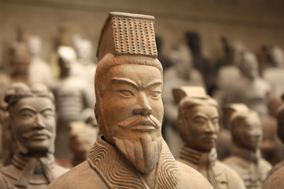 chinas terra cotta army 5 things you may not know about the terra cotta army author sarah pruitt website name historycom year published 2014 title ancient china terra cotta army fact check we strive for accuracy and fairness but if you see something that doesn't look right, contact us.