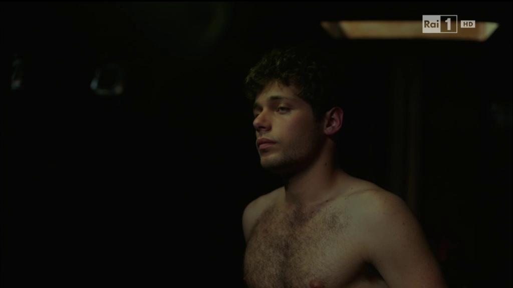 Shirtless Men On The Blog: Ludovico Tersigni Shirtless