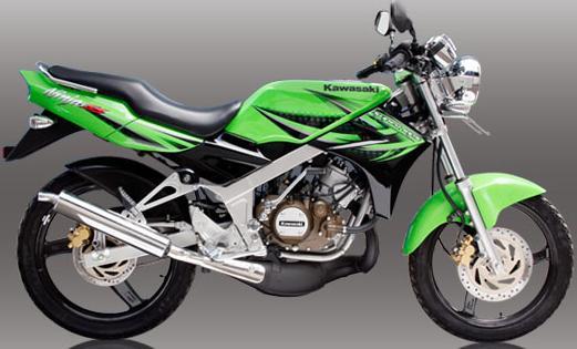 2012 Ninja 150 N (SS) Colors - Kawasaki 150cc Motorcycles ...