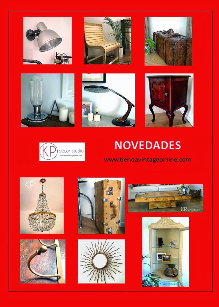 comprar vintage online tienda de muebles