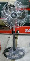 3d Electric Fan
