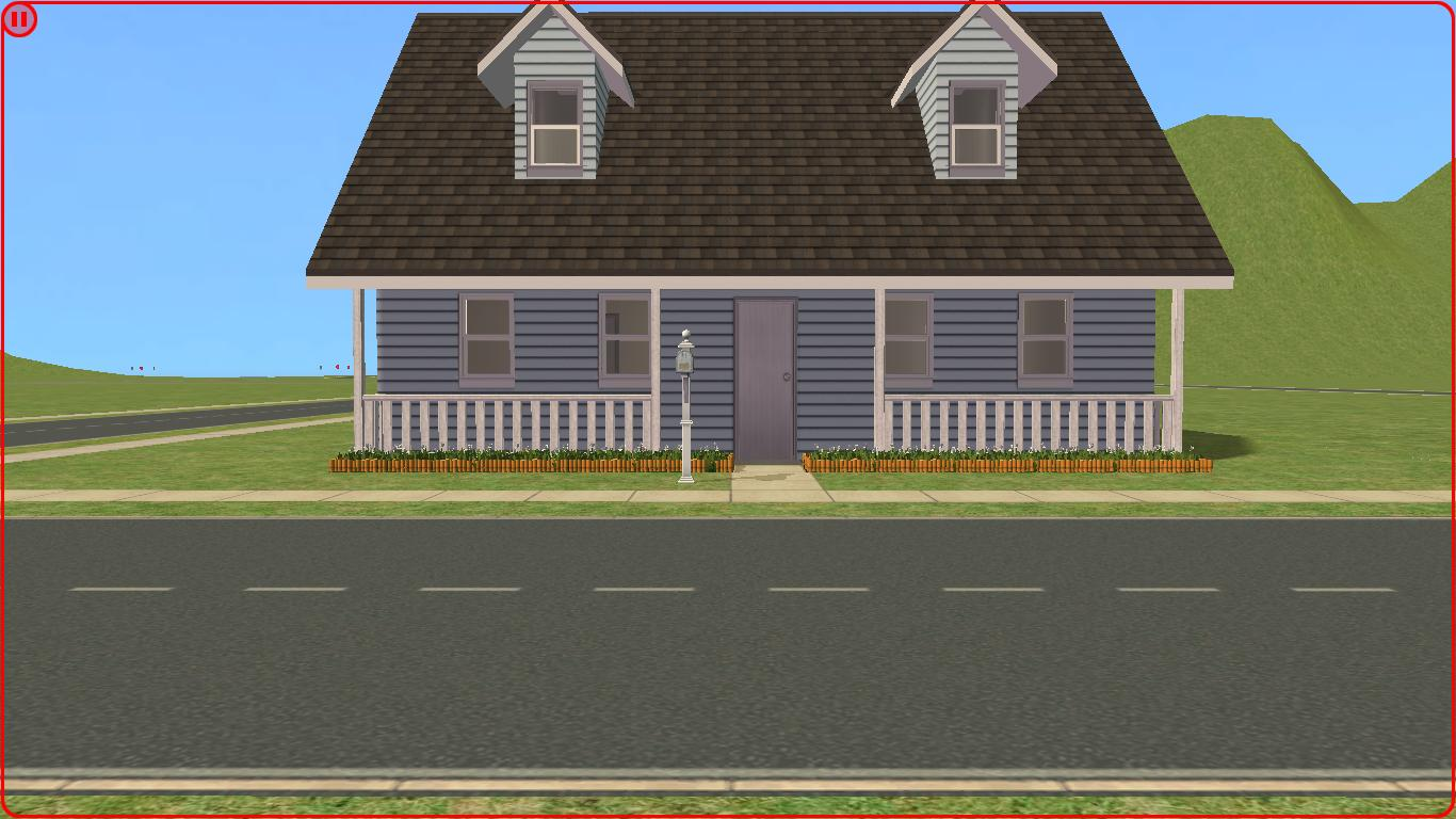 Sims 2 Lot Downloads Simple Starter House
