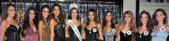 Miss Universe Italy 2013 winner Luna Isabella Voce