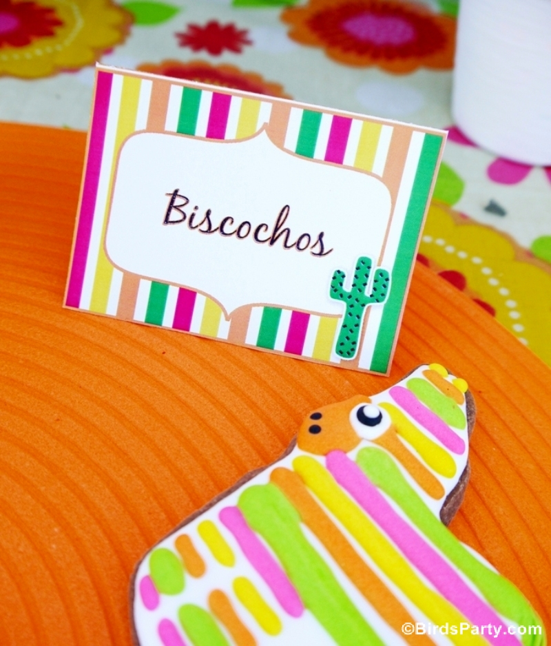Cinco de Mayo Party Ideas: A Mexican Pinata Themed Fiesta!!