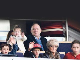 Victoria Beckham dan anak-anak