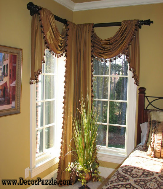 Best 20 Luxury Classic Drapery And Curtain Designs 2015