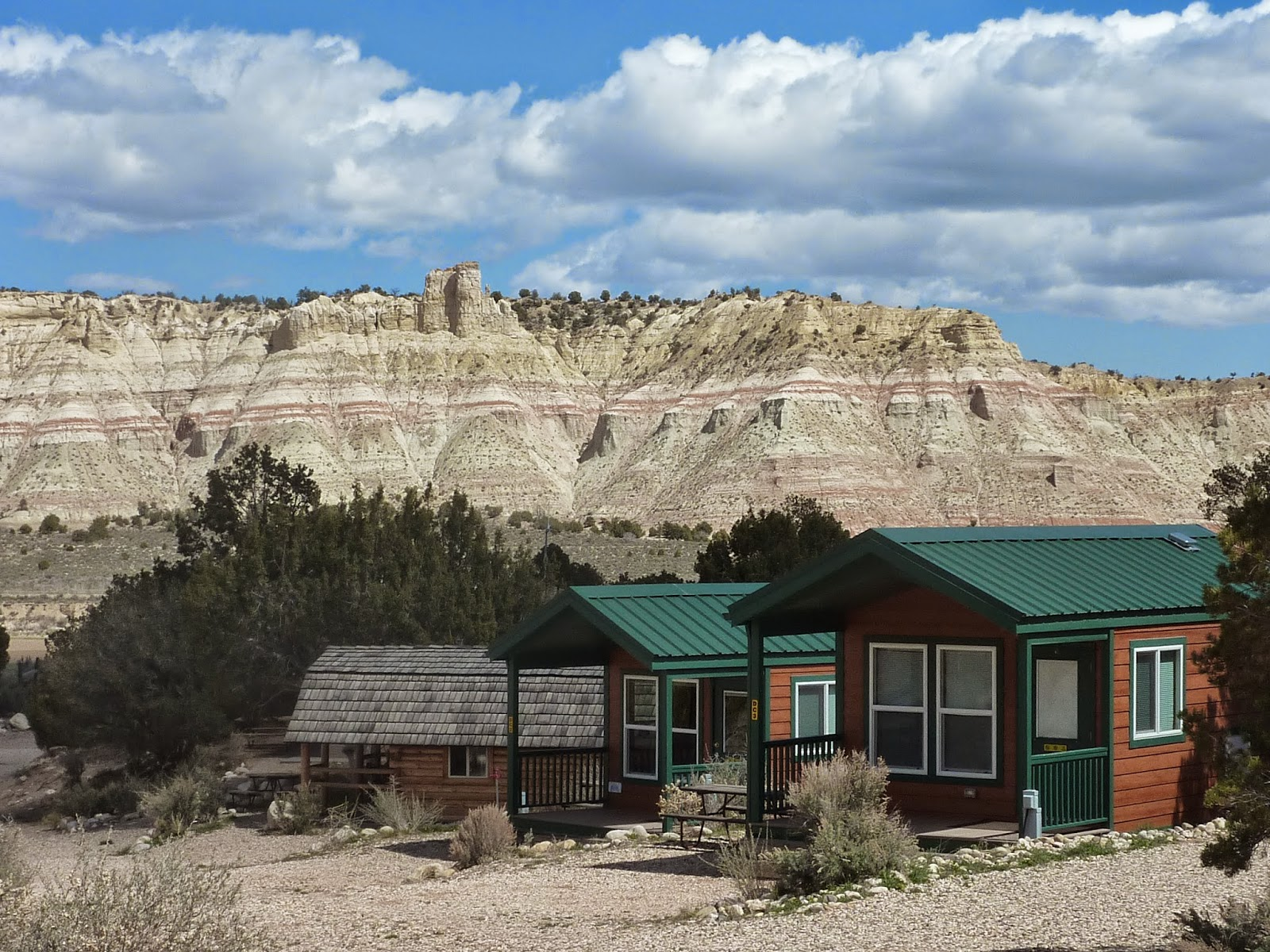 canyon bryce pioneer cabins image ut village accommodations lodging topic