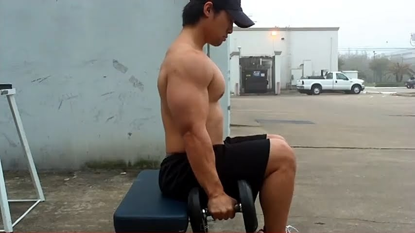 Picture About Bodybuilder and Powerlifter Tuan Tran