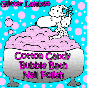 Cotton Candy Bubble Bath Nail Polish
