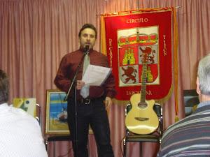 Recital en el Centro De Castilla-León 27-01-2012