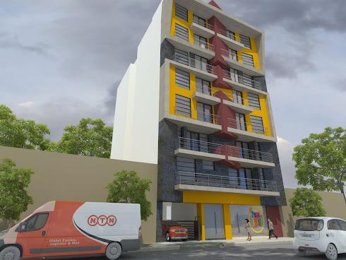 Edifico Barrio Santa Elena
