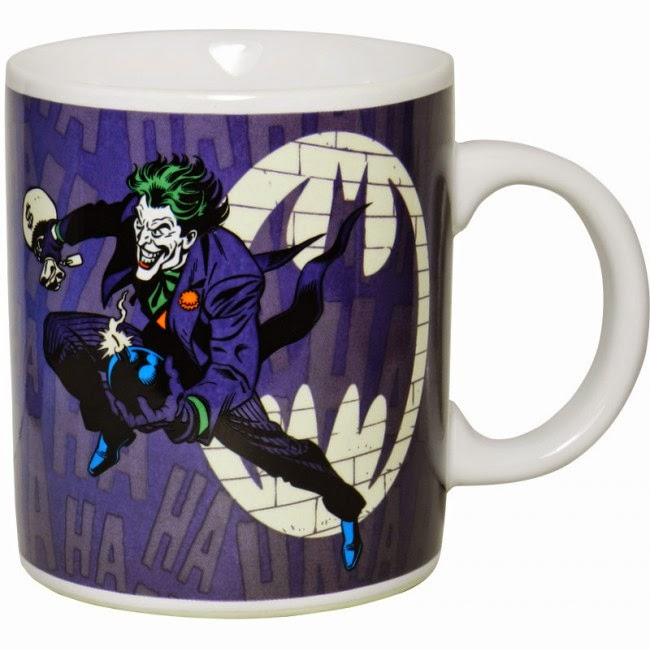 Taza Joker Comic