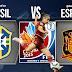 Retransmisión en directo: Brasil vs España | Mundial Canadá 2015