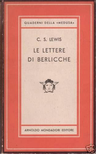 'Le lettere di Berlicche' di C.S. Lewis