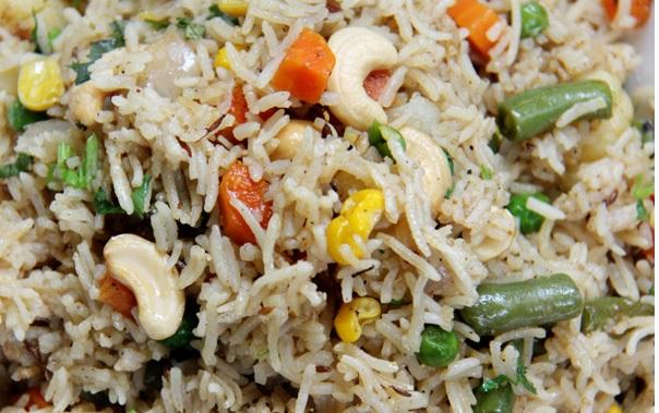 veg pulao recipe step by step