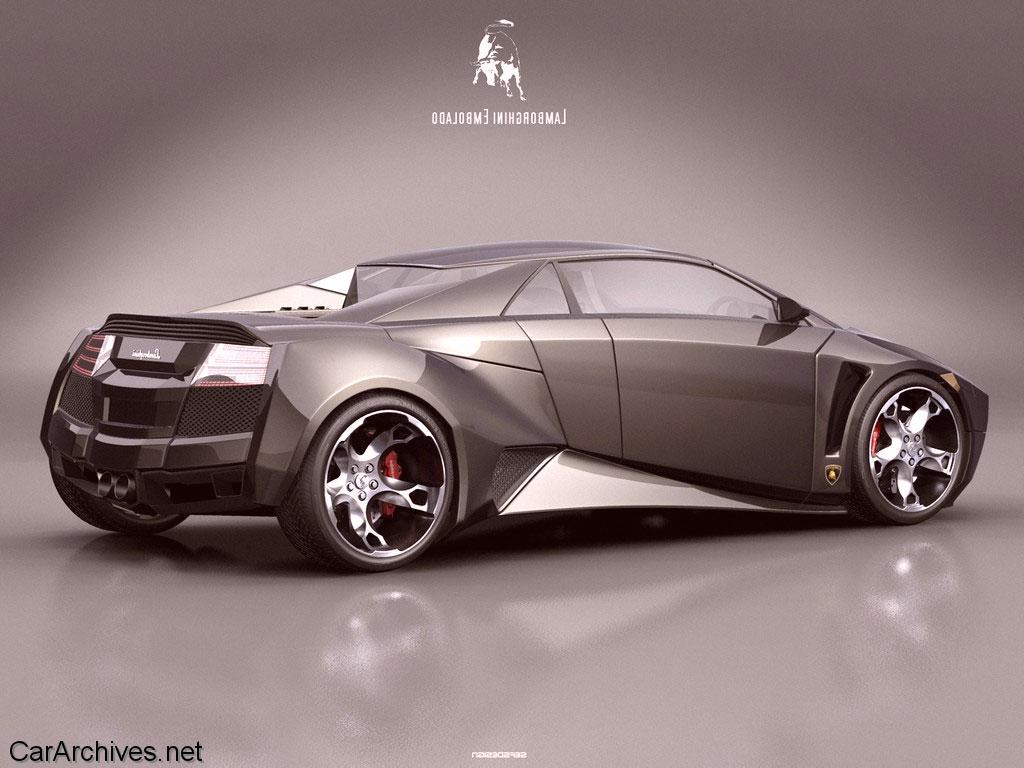 Lamborghini embolado autosmr