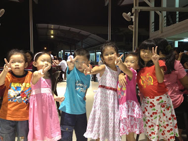 THE JOYOUS CHILDREN OF SAPG