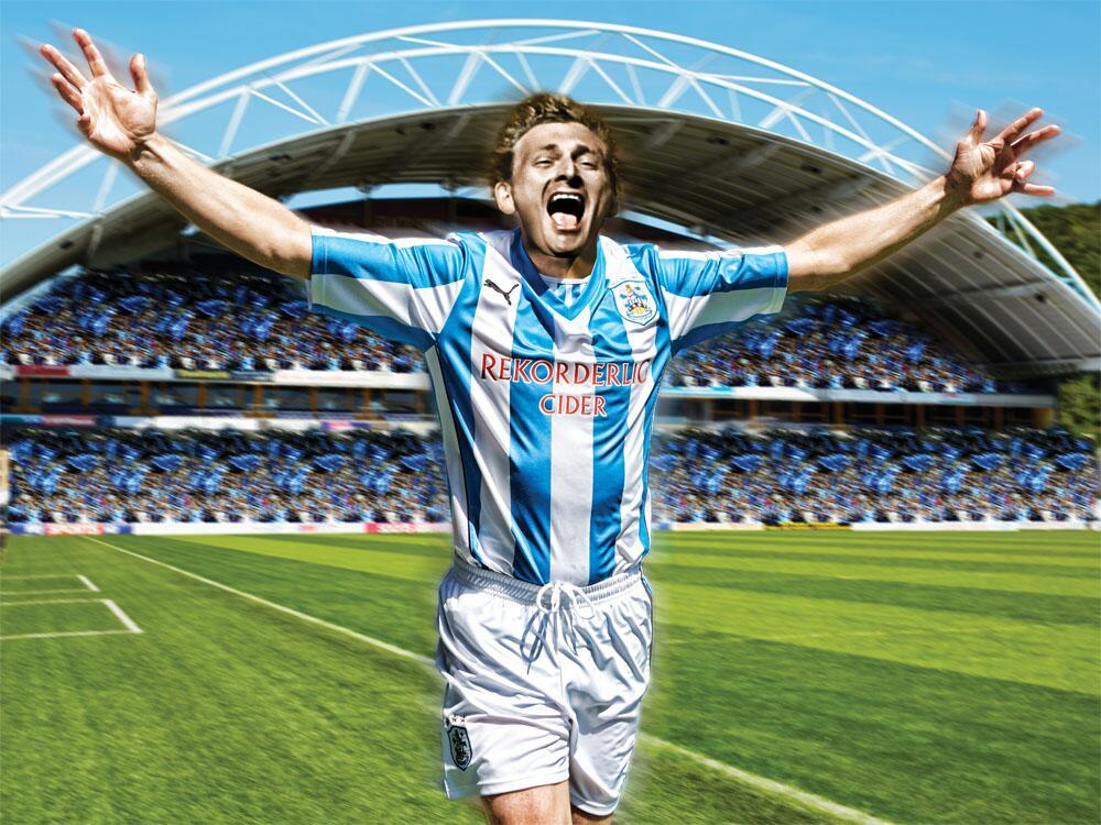 Huddersfield Town 13-14 (2013-14) Puma Home Kit Released