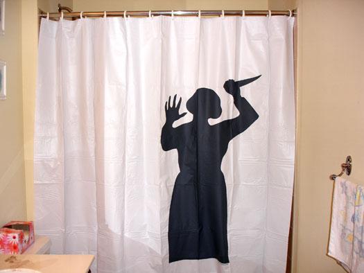 Cortinas De Baño Mas Largas:Las cortinas de baño más originales (y horteras, por qué no decirlo