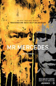 Mr. Mercedes Temporada 1 audio español
