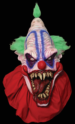 Fearnet killer clowns compilation blood curdling blog for Space clowns